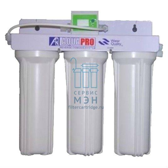 фильтр для воды под мойку АКВАПРО AUS-3DF