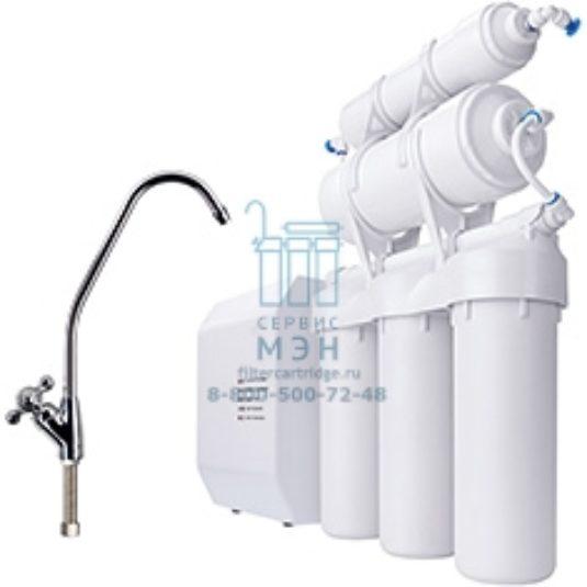 Прямоточная сплит-система обратного осмоса с минерализацией Praktic Osmos Stream OUD600