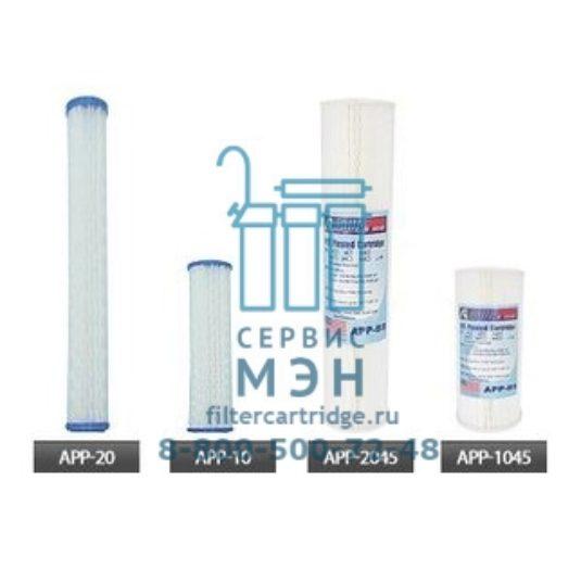 Гофрированный картридж AquaPro APP-1045-05, 5МКМ