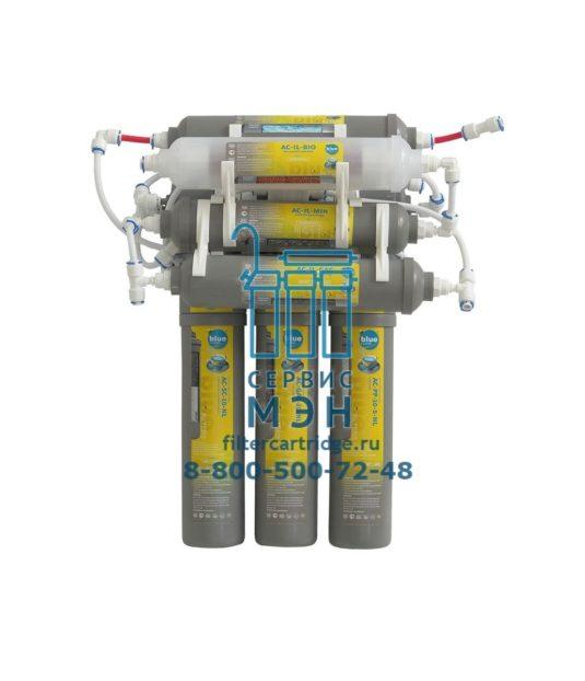 Фильтр обратного осмоса под мойку Blue filters